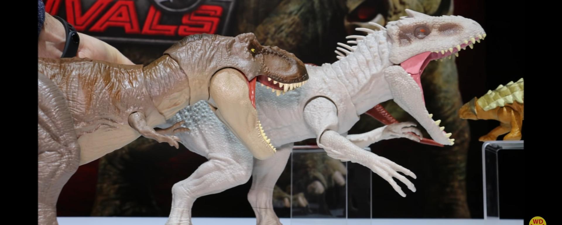 Mattel Reveals the Destroy N Devour Indominus Rex